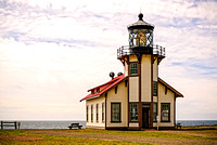 Mendocino Lighthouse